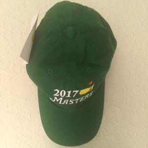 2017 Masters Ball Cap